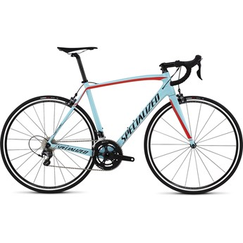 Specialized Tarmac Comp CEN Gloss Light Blue/Rocket Red/Tarmac Black