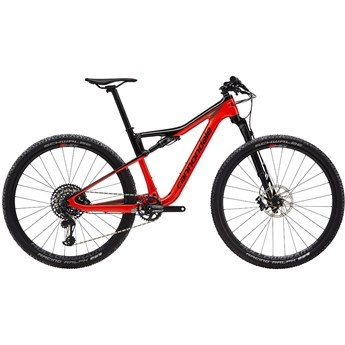 Cannondale Scalpel Si Carbon 3 Röd