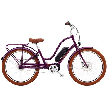 Electra Townie Go! 8i Step-Thru Fig Metallic