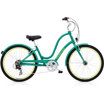 Electra Townie Original 7D EQ Ladies Teal Green