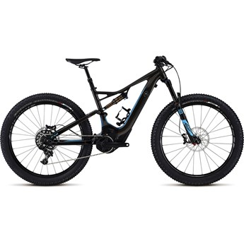 Specialized Levo FSR Expert 6Fattie CE Gloss Warm Charcoal/Cyan 2017