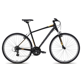 Specialized Crosstrail Satin Black/Charcoal/Orange