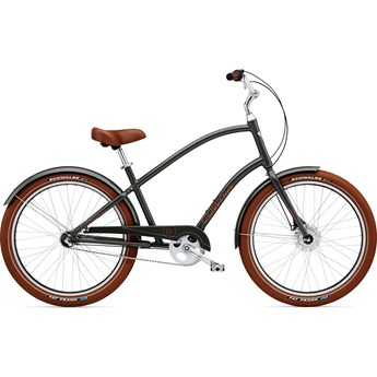Electra Townie Balloon 3i Army Grey Herr