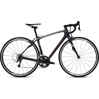 Specialized Ruby Comp Satin Charcoal/White/Pink