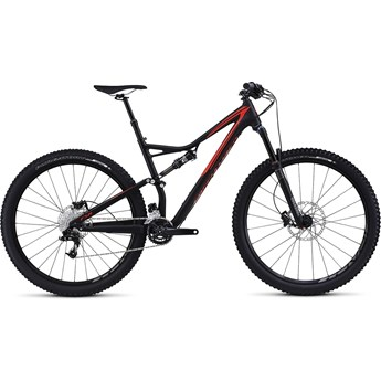 Specialized Stumpjumper FSR Comp 29 Satin Black/Rocket Red