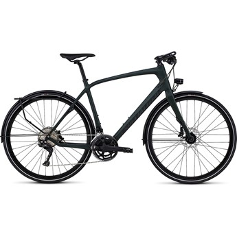 Specialized Source Expert Carbon Disc Satin Green Carbon Tint/Charcoal/Black