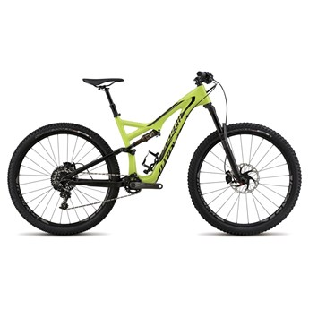 Specialized Stumpjumper FSR Expert Carbon EVO 29 Hyper Green/Black