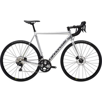 Cannondale CAAD12 Disc 105 Silver 2019