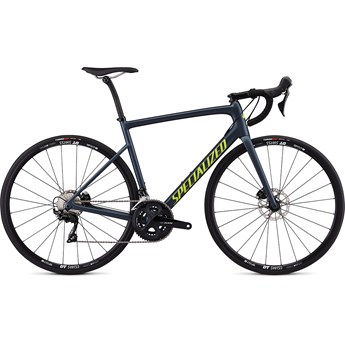 Specialized Tarmac Men SL6 Sport Disc Satin Cast Battleship/Hyper/Clean