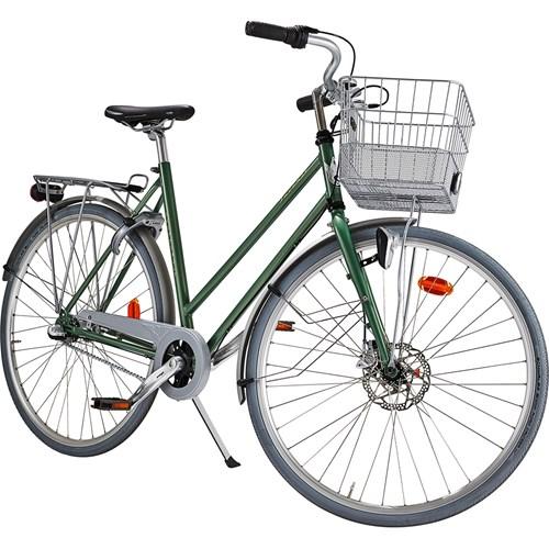 Skeppshult Favorit 3 Växlar Damcykel Grönskande Ceder 2016