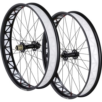 Specialized Fatboy SL 26 Wheelset Black