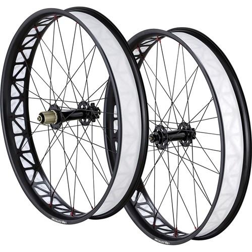 Specialized Fatboy SL 26 Wheelset Black 2015
