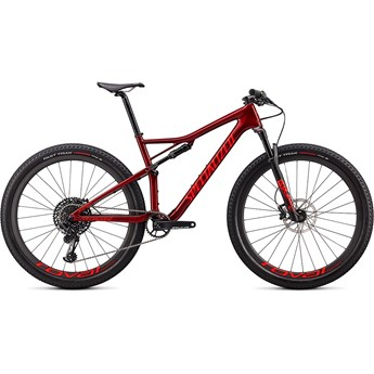 Specialized Epic Expert Carbon 29 Gloss Metallic Crimson/Rocket Red
