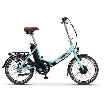 Ecoride Flexible 3-Gear Turquoise-Red 2019
