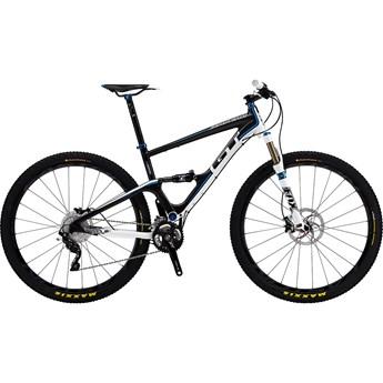 GT Zaskar Carbon 100 9R Pro Materialfärg/Vit