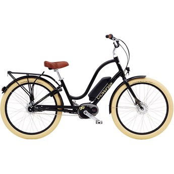 Electra Townie Go! 8i Step-Thru Ebony 2019
