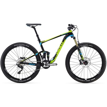 Giant Anthem SX 27.5 2 Black/Green 2016