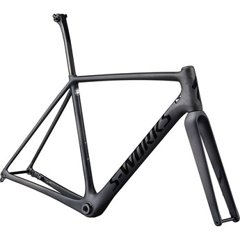 Specialized Crux S-Works Frameset Satin Carbon/Tarmac Black/Clean