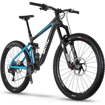 BMC Speedfox 02 Trailcrew X01 Materialfärg, Blå och Vit 2016