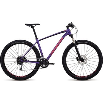 Specialized Rockhopper Men Expert 29 Heritage Satin Purple/Acid Pink/Black 2018