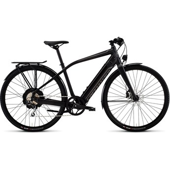 Specialized Turbo FLR Satin Black/Silver Reflective