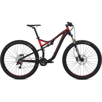 Specialized Stumpjumper FSR Comp 29 Svart/Röd