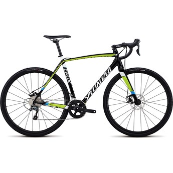 Specialized Crux E5 Tarmac Black/Hyper/Metallic White