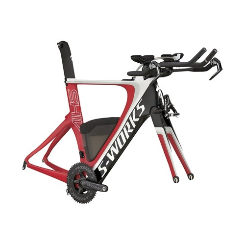 Specialized S-Works Shiv Double Module (Rampaket) Red/Carbon/White 2015