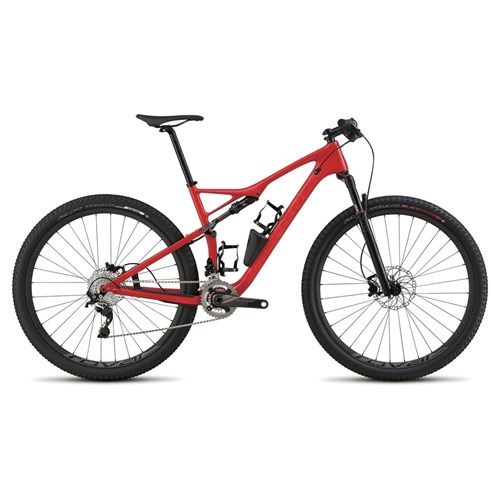 Specialized Epic FSR Expert Carbon 29 Red 2015