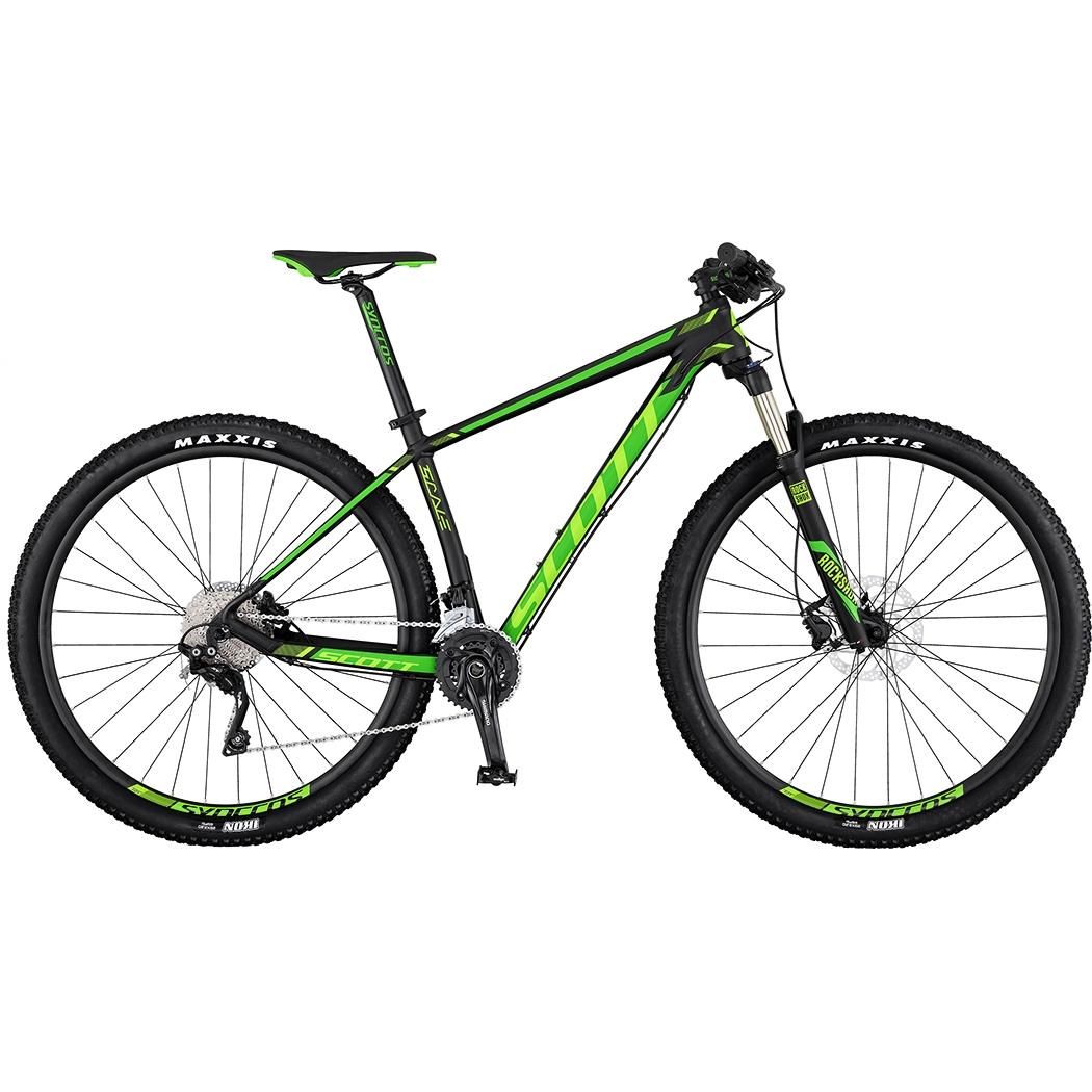scott cykel pris