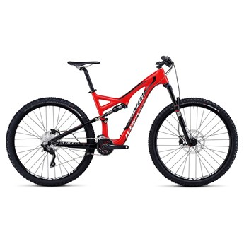 Specialized Stumpjumper FSR Comp Carbon 29 Röd/Svart/Vit