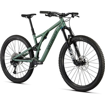Specialized Stumpjumper Comp Alloy Gloss Sage Green/Forest Green