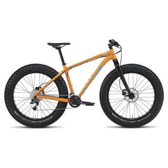 Specialized Fatboy Gallardo Orange/Cyan/White