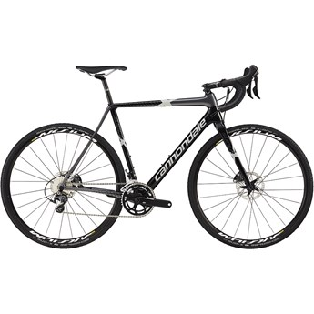 Cannondale SuperX Ultegra Jet Black with Charcoal Gray and Primer