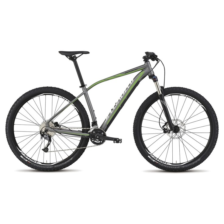 Specialized Rockhopper Comp 29 Char/Moto Green/Black/White