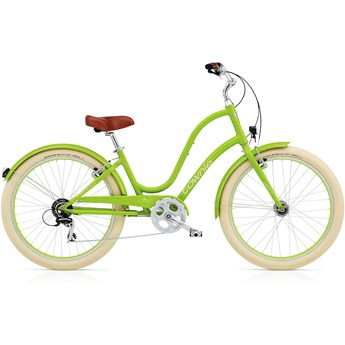 Electra Townie Balloon 8D EQ Ladies Lime 2019
