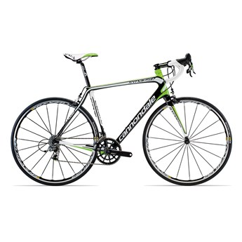 Cannondale Synapse Hi-Mod Red GRN