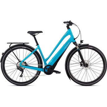 Specialized Como 4.0 Low Entry 700C Nb Aqua/Black/Chrome 2020