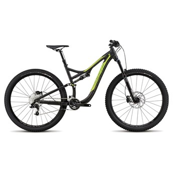 Specialized Stumpjumper FSR Comp EVO 29 Met Black/Hyper Grn/Moto Green