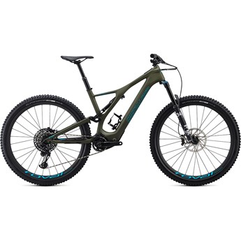 Specialized Levo SL Expert Carbon Oak Green/Aqua
