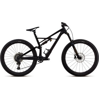 Specialized S-Works Enduro FSR Carbon 29 6Fattie Gloss Satin Black/Black 2018