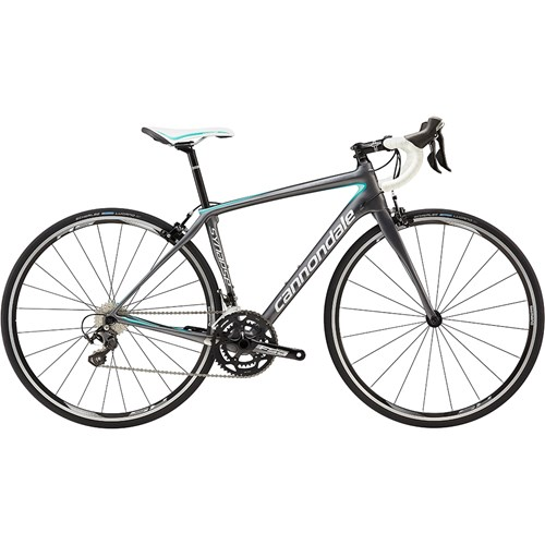 Cannondale Synapse Carbon Damcykel 105 Gry 2015