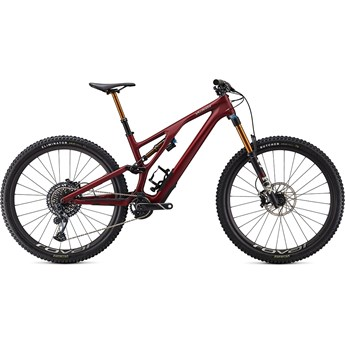 Specialized Stumpjumper Evo Pro Satin Maroon/White Mountains 2021