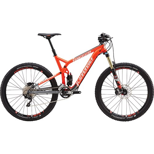 Cannondale Trigger 3 Red 2016