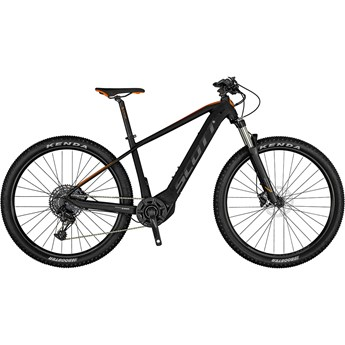 Scott Aspect eRide 920 Black 2021