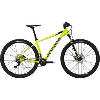 Cannondale Trail 4 Gul 2019