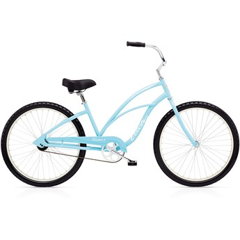 Electra Cruiser 1 Ladies Light Blue
