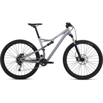 Specialized Camber FSR 29 Satin Cool Grey/Flake Silver