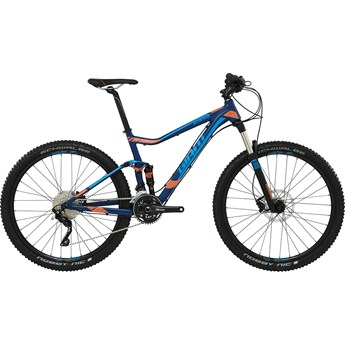 Giant Stance 27.5 1 LTD Dark Blue/Orange 2016