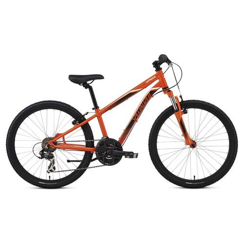 Specialized Hotrock 24 21 Speed Boys Orange/Black/White 2016